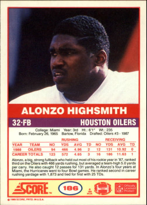 1989-Score-Football-Card-s-1-200-Rookies-A0435-You-Pick-10-FREE-SHIP thumbnail 369