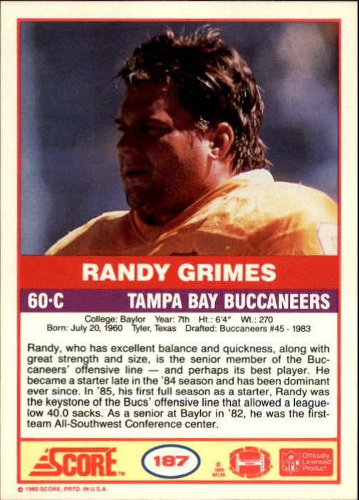 1989-Score-Football-Card-s-1-200-Rookies-A0435-You-Pick-10-FREE-SHIP thumbnail 371