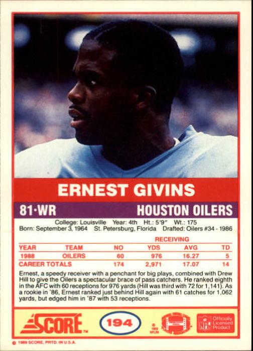 1989-Score-Football-Card-s-1-200-Rookies-A0435-You-Pick-10-FREE-SHIP thumbnail 385