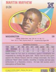1990-Fleer-Update-FB-Cards-1-120-Rookies-You-Pick-Buy-10-cards-FREE-SHIP thumbnail 43