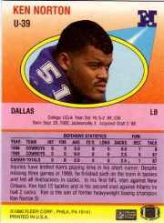 1990-Fleer-Update-FB-Cards-1-120-Rookies-You-Pick-Buy-10-cards-FREE-SHIP thumbnail 73