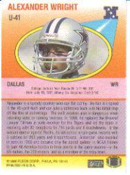 1990-Fleer-Update-FB-Cards-1-120-Rookies-You-Pick-Buy-10-cards-FREE-SHIP thumbnail 75