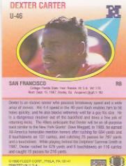 1990-Fleer-Update-FB-Cards-1-120-Rookies-You-Pick-Buy-10-cards-FREE-SHIP thumbnail 85