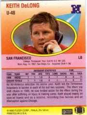 1990-Fleer-Update-FB-Cards-1-120-Rookies-You-Pick-Buy-10-cards-FREE-SHIP thumbnail 89