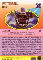 1990-Fleer-Update-FB-Cards-1-120-Rookies-You-Pick-Buy-10-cards-FREE-SHIP thumbnail 105