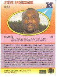 1990-Fleer-Update-FB-Cards-1-120-Rookies-You-Pick-Buy-10-cards-FREE-SHIP thumbnail 107