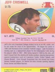 1990-Fleer-Update-FB-Cards-1-120-Rookies-You-Pick-Buy-10-cards-FREE-SHIP thumbnail 137