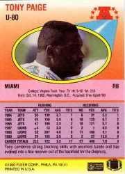 1990-Fleer-Update-FB-Cards-1-120-Rookies-You-Pick-Buy-10-cards-FREE-SHIP thumbnail 146