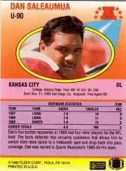 1990-Fleer-Update-FB-Cards-1-120-Rookies-You-Pick-Buy-10-cards-FREE-SHIP thumbnail 166