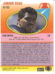 1990-Fleer-Update-FB-Cards-1-120-Rookies-You-Pick-Buy-10-cards-FREE-SHIP thumbnail 190