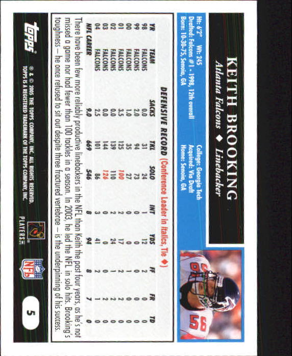 2005-Topps-First-Edition-Football-Card-Pick-1-301 thumbnail 11