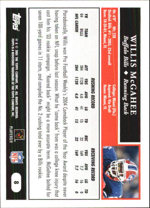 2005-Topps-First-Edition-Football-Card-Pick-1-301 thumbnail 17
