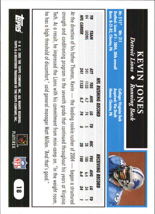 2005-Topps-First-Edition-Football-Card-Pick-1-301 thumbnail 33