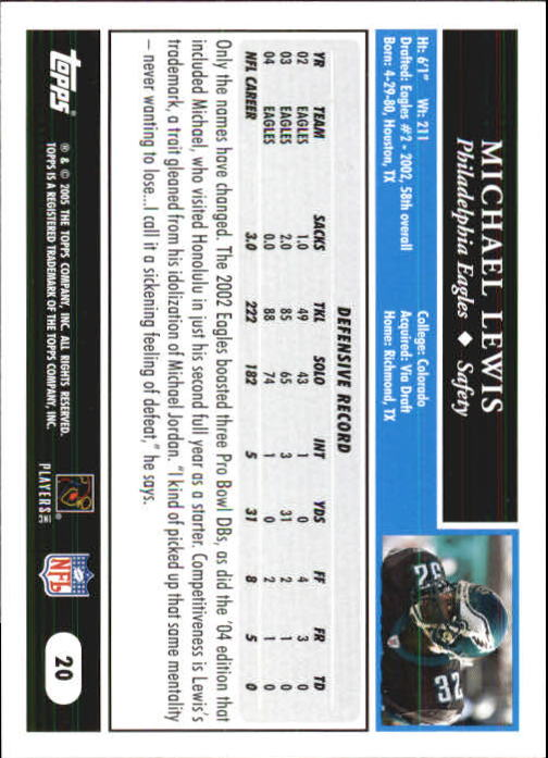 2005-Topps-First-Edition-Football-Card-Pick-1-301 thumbnail 35
