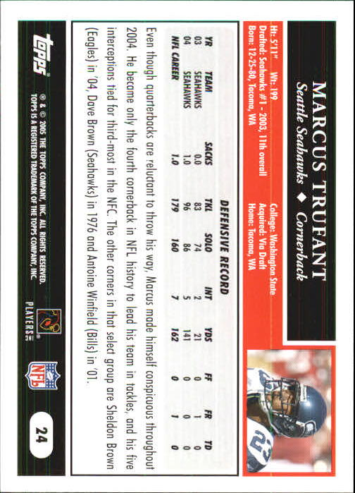 2005-Topps-First-Edition-Football-Card-Pick-1-301 thumbnail 39