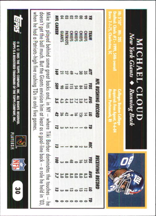 2005-Topps-First-Edition-Football-Card-Pick-1-301 thumbnail 49