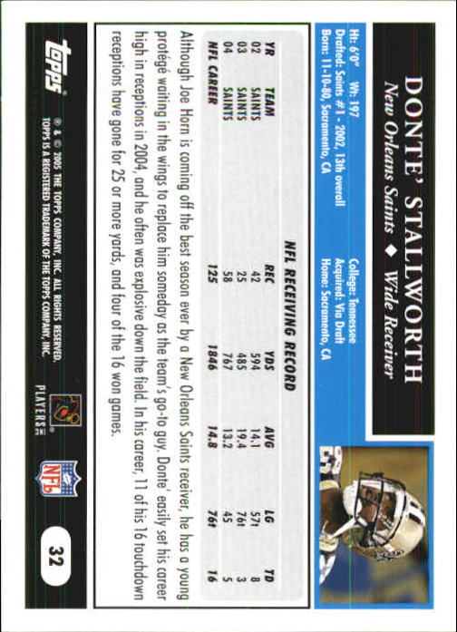2005-Topps-First-Edition-Football-Card-Pick-1-301 thumbnail 53