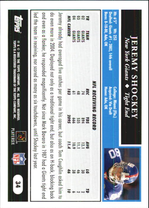 2005-Topps-First-Edition-Football-Card-Pick-1-301 thumbnail 57