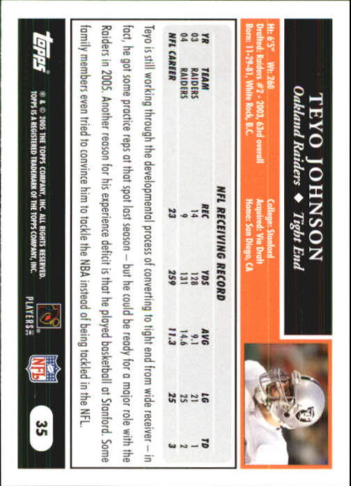 2005-Topps-First-Edition-Football-Card-Pick-1-301 thumbnail 59
