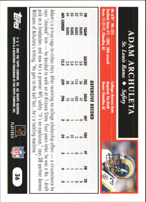 2005-Topps-First-Edition-Football-Card-Pick-1-301 thumbnail 61