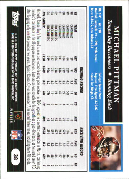 2005-Topps-First-Edition-Football-Card-Pick-1-301 thumbnail 65