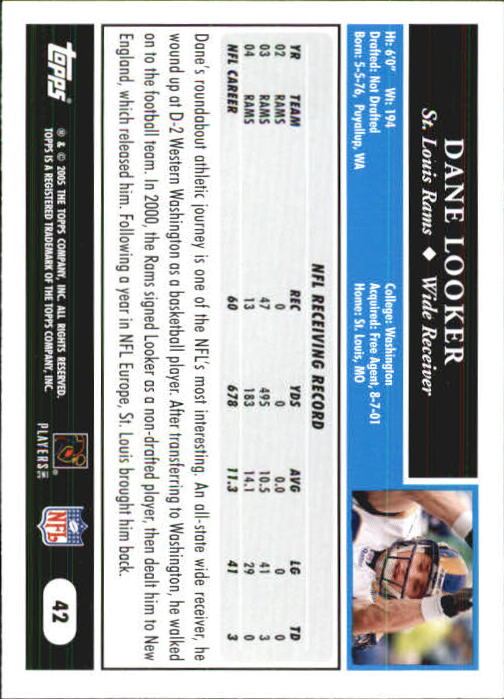 2005-Topps-First-Edition-Football-Card-Pick-1-301 thumbnail 71