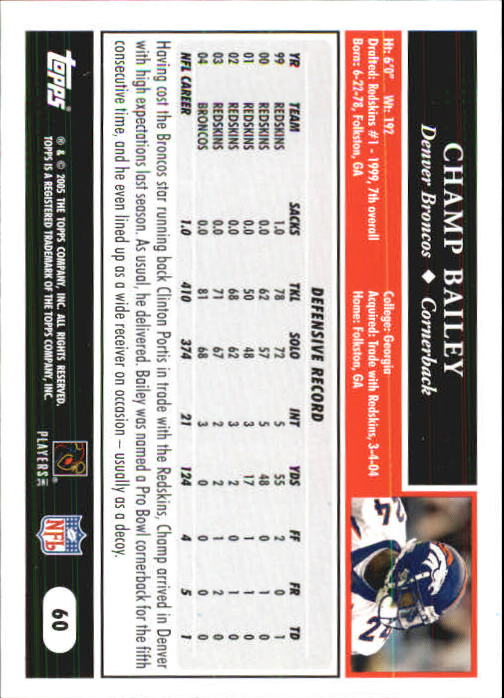 2005-Topps-First-Edition-Football-Card-Pick-1-301 thumbnail 97