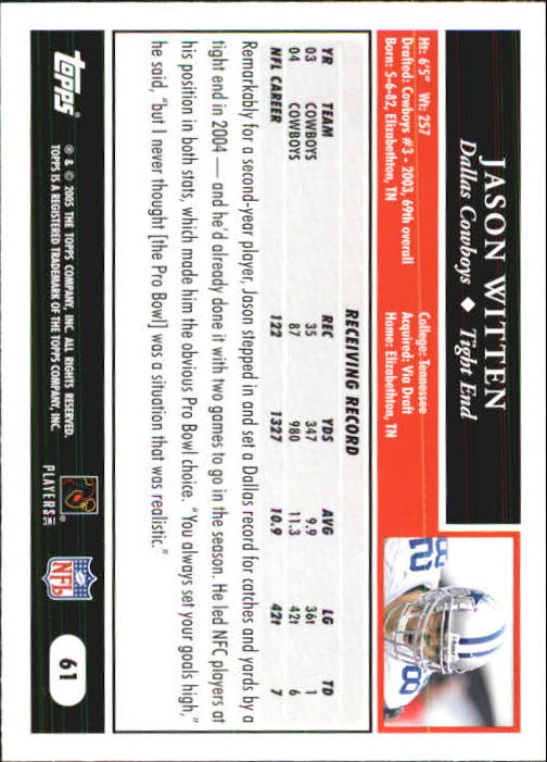 2005-Topps-First-Edition-Football-Card-Pick-1-301 thumbnail 99