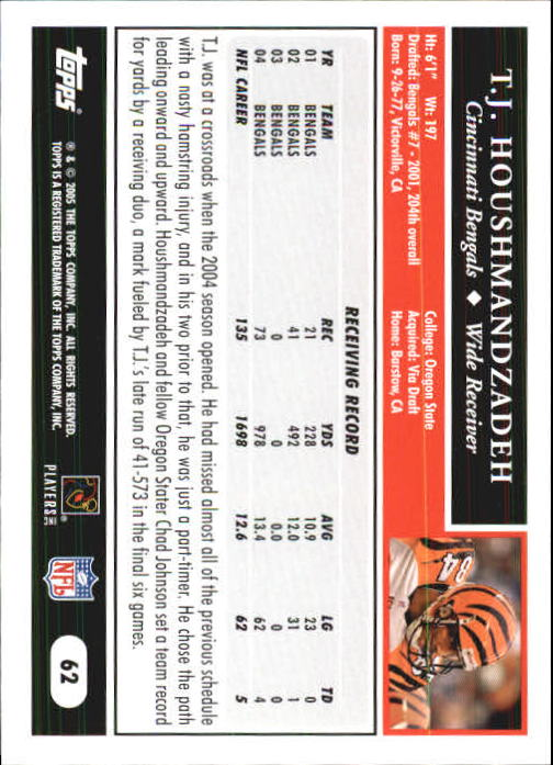 2005-Topps-First-Edition-Football-Card-Pick-1-301 thumbnail 101