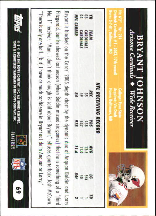 2005-Topps-First-Edition-Football-Card-Pick-1-301 thumbnail 111