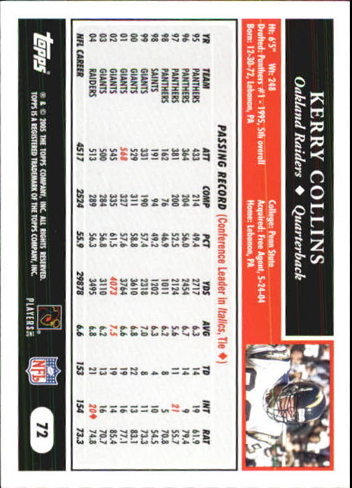 2005-Topps-First-Edition-Football-Card-Pick-1-301 thumbnail 117