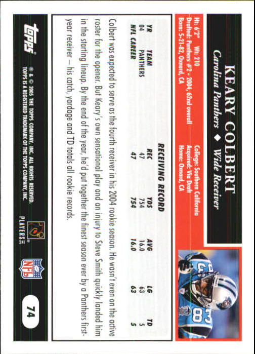 2005-Topps-First-Edition-Football-Card-Pick-1-301 thumbnail 121