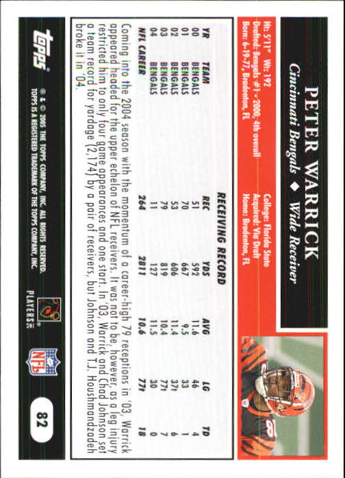 2005-Topps-First-Edition-Football-Card-Pick-1-301 thumbnail 137