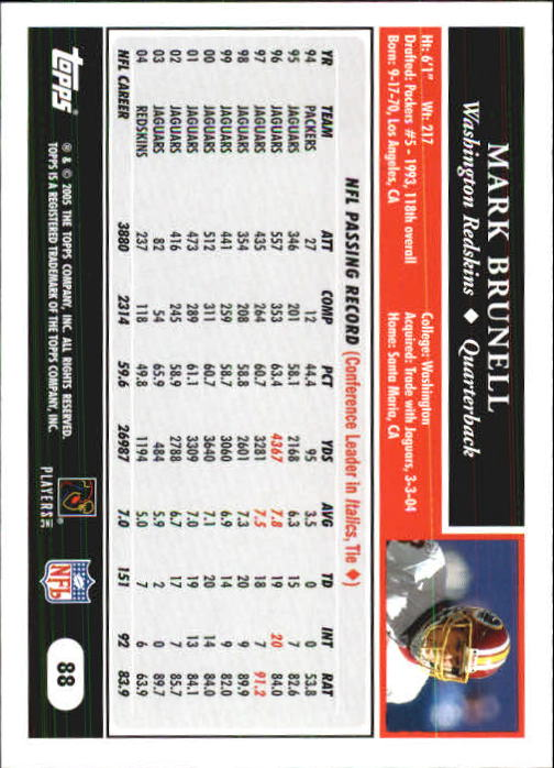 2005-Topps-First-Edition-Football-Card-Pick-1-301 thumbnail 147