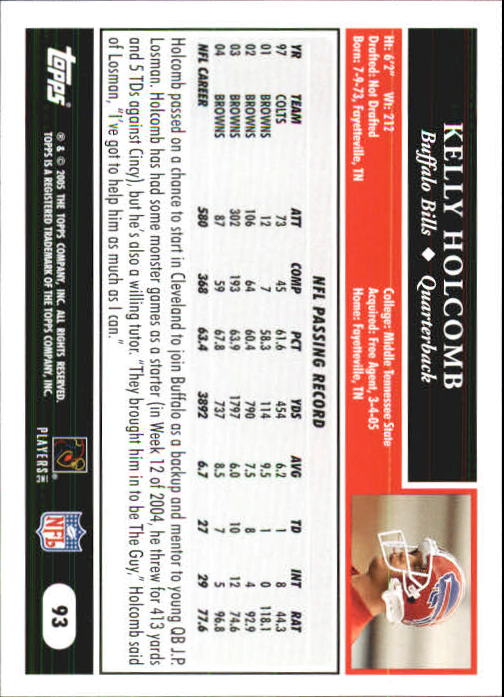 2005-Topps-First-Edition-Football-Card-Pick-1-301 thumbnail 157