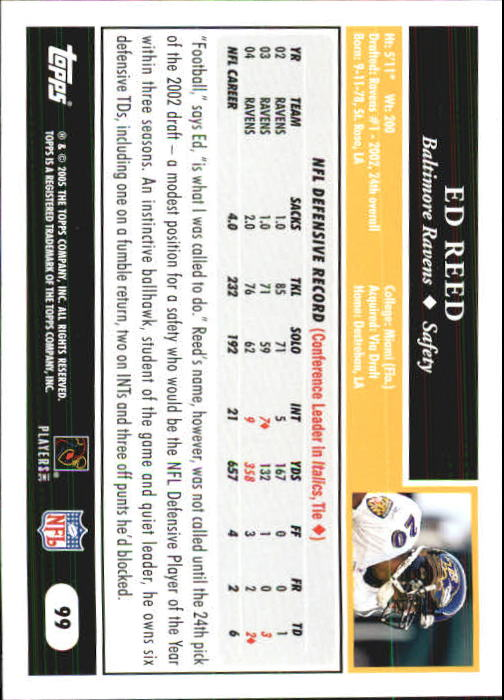 2005-Topps-First-Edition-Football-Card-Pick-1-301 thumbnail 169