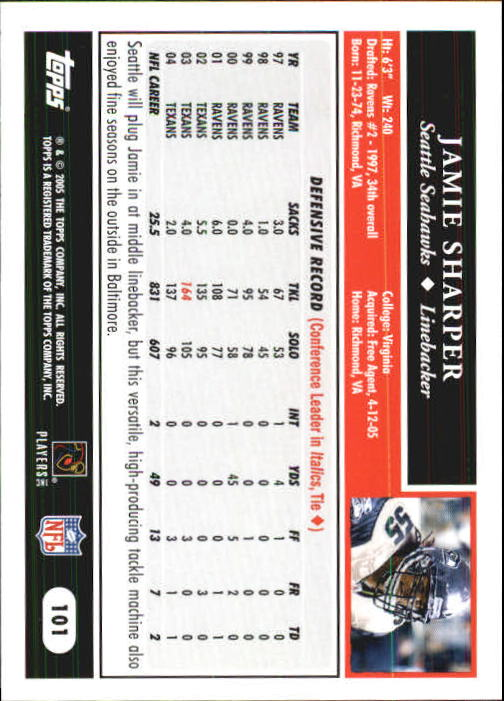 2005-Topps-First-Edition-Football-Card-Pick-1-301 thumbnail 171