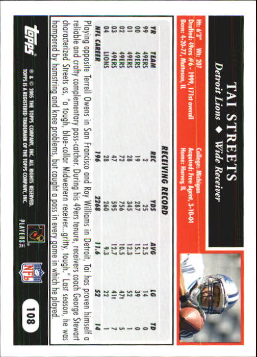 2005-Topps-First-Edition-Football-Card-Pick-1-301 thumbnail 183
