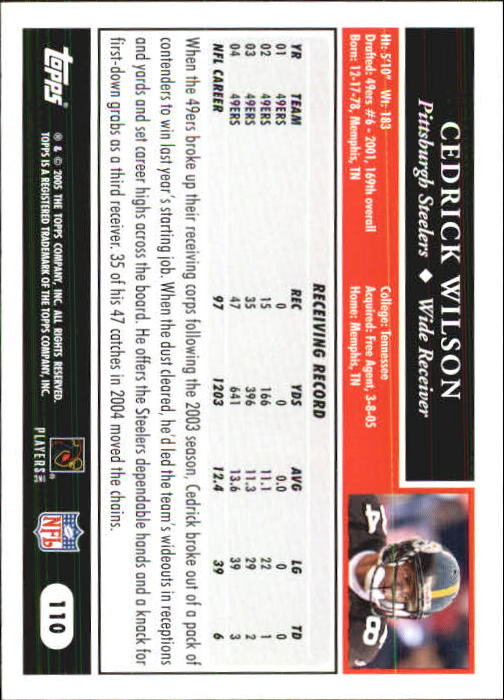 2005-Topps-First-Edition-Football-Card-Pick-1-301 thumbnail 187