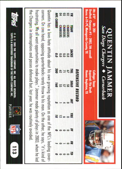2005-Topps-First-Edition-Football-Card-Pick-1-301 thumbnail 191