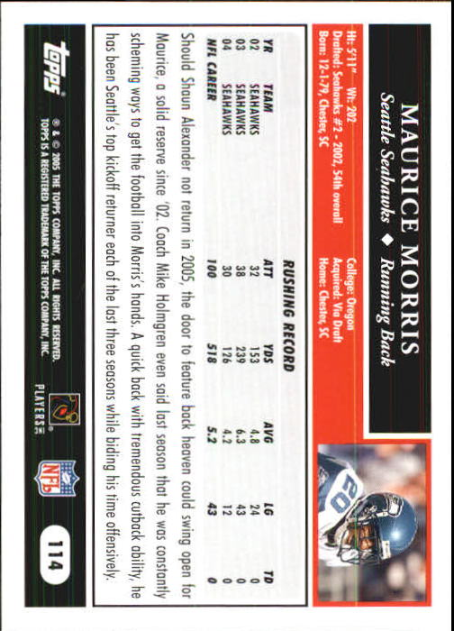 2005-Topps-First-Edition-Football-Card-Pick-1-301 thumbnail 193