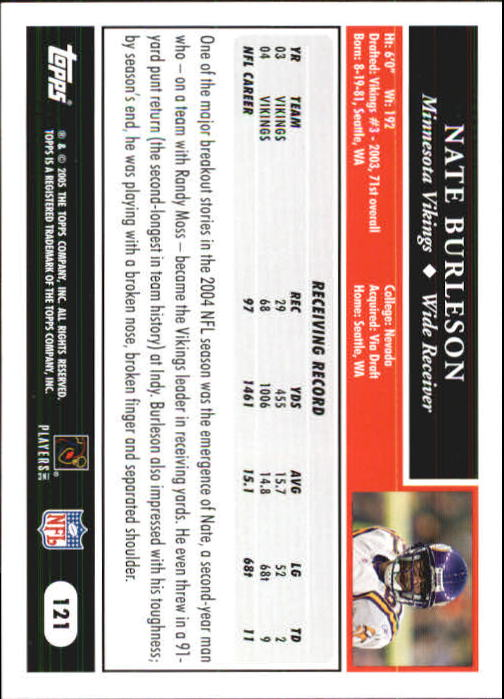 2005-Topps-First-Edition-Football-Card-Pick-1-301 thumbnail 207