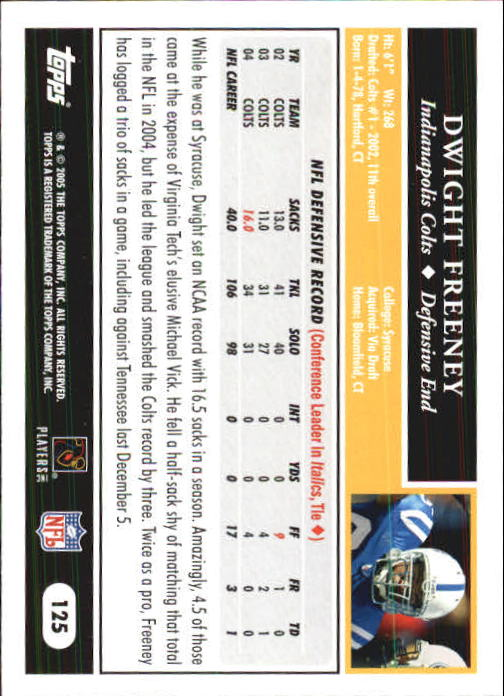 2005-Topps-First-Edition-Football-Card-Pick-1-301 thumbnail 213