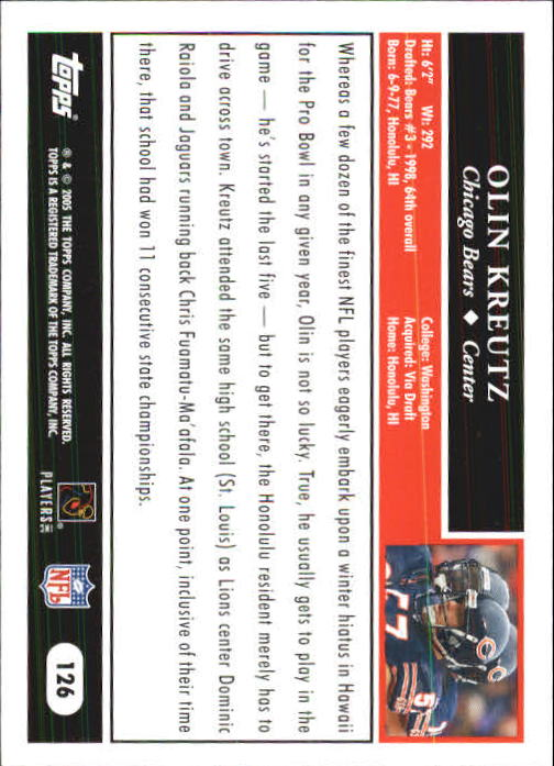 2005-Topps-First-Edition-Football-Card-Pick-1-301 thumbnail 215
