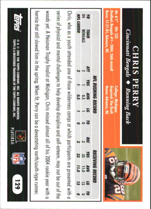 2005-Topps-First-Edition-Football-Card-Pick-1-301 thumbnail 221