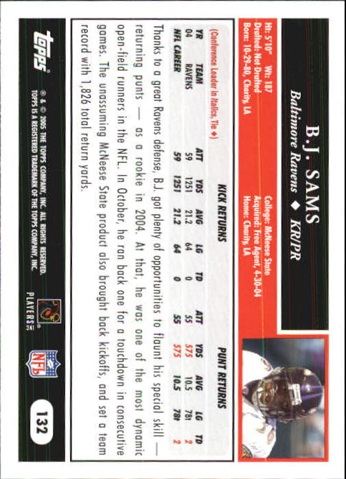 2005-Topps-First-Edition-Football-Card-Pick-1-301 thumbnail 225