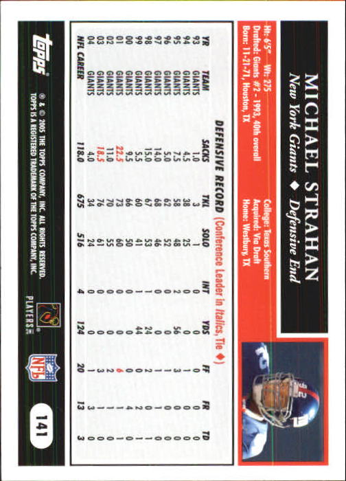 2005-Topps-First-Edition-Football-Card-Pick-1-301 thumbnail 239
