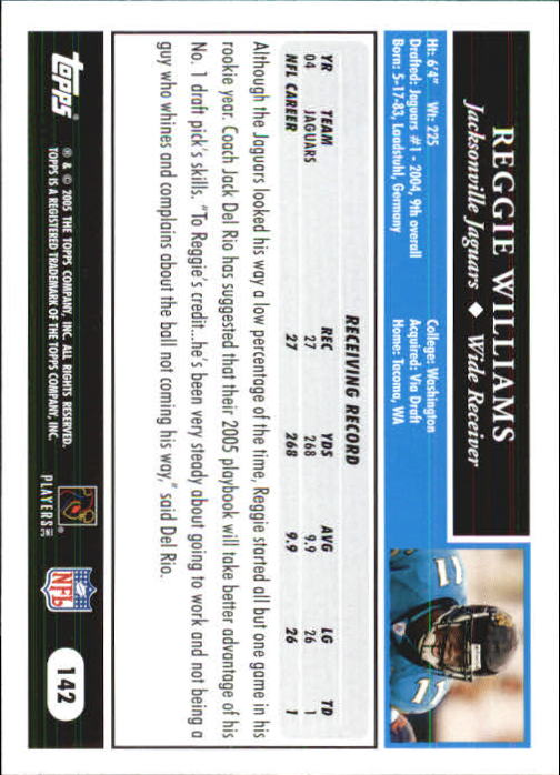 2005-Topps-First-Edition-Football-Card-Pick-1-301 thumbnail 241