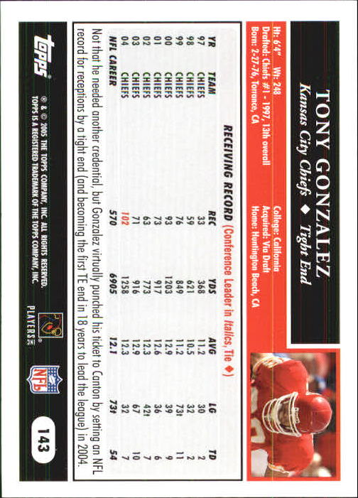 2005-Topps-First-Edition-Football-Card-Pick-1-301 thumbnail 243