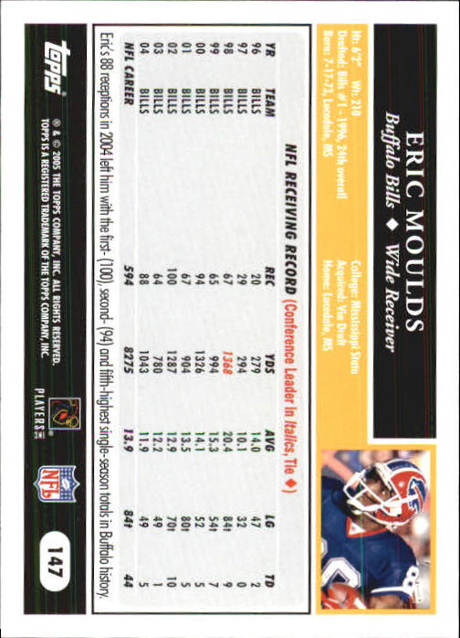 2005-Topps-First-Edition-Football-Card-Pick-1-301 thumbnail 251
